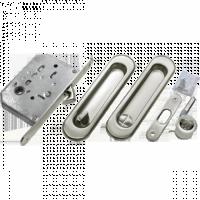 Комплект для раздвижных дверей Morelli MHS150 WC SC