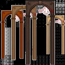 Межкомнатные арки
